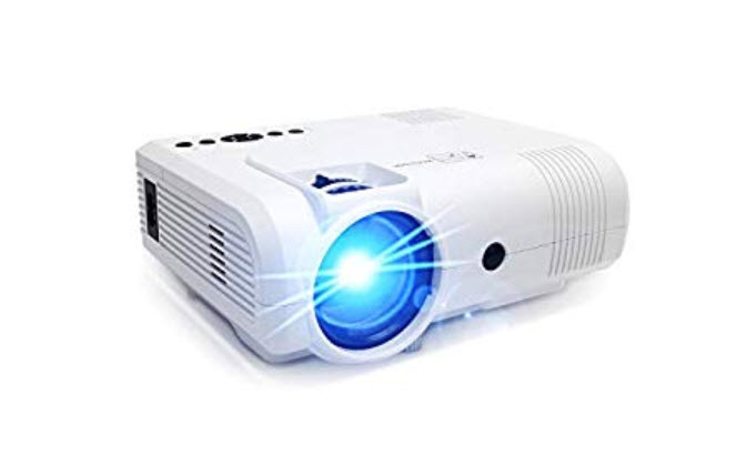 8 Best Quietest Projector Reviews 2019 (Silent 22-30 Decibels of Noise)