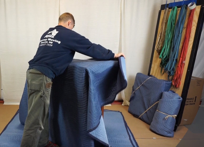 Moving Blankets For Soundproofing And For Moving
